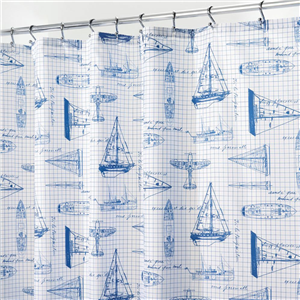 Sailboat Shower Curtain 67720